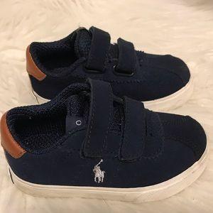Ralph Lauren Polo toddler shoes